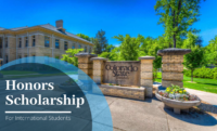 Honors funding for International Students at Colorado State University, US