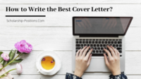 How to Write the Best Cover Letter?