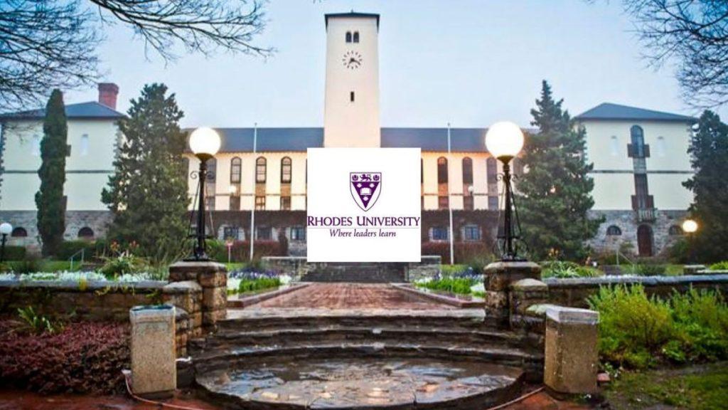 ILAM/RU/NAC MST and PHD Bursaries at Rhodes University, South Africa 2020