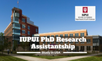 IUPUI PhD Research Assistantship
