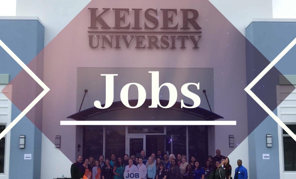 Keiser University Jobs
