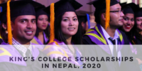 King's colleges programmes in Nepal, 2020