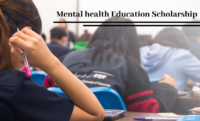 Mental health Education Scholarship