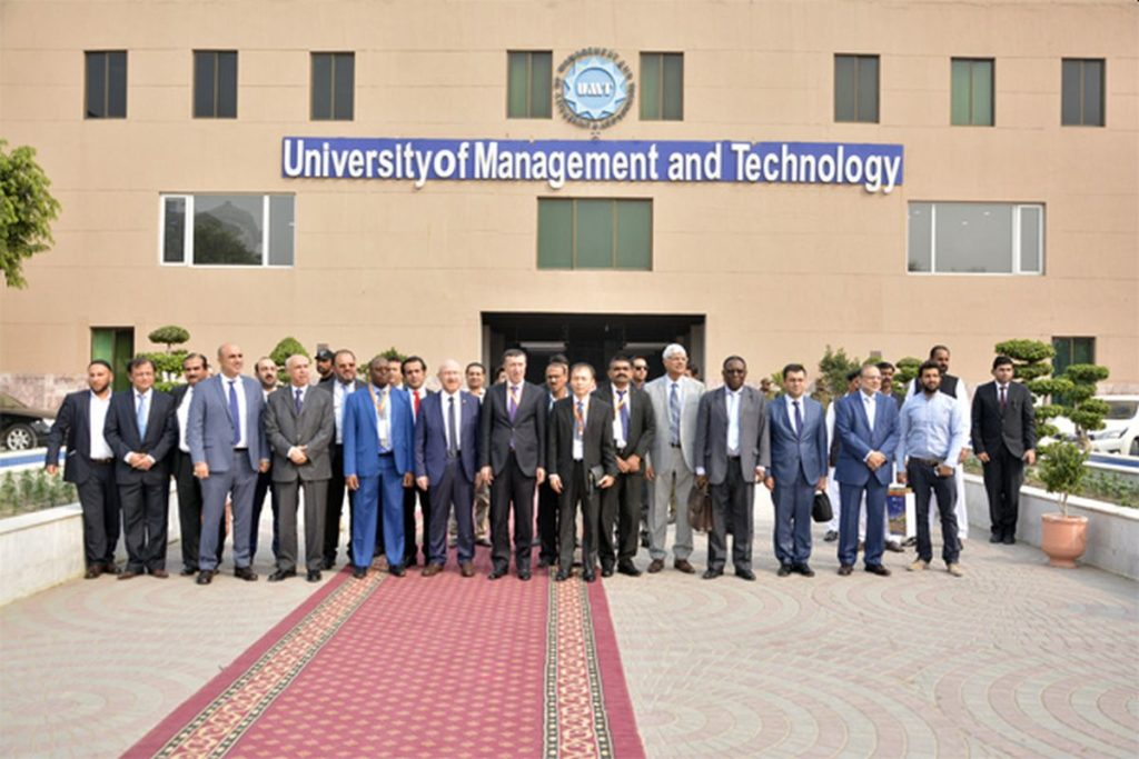 Merit-Based Scholarships at University of Management and Technology in Pakistan