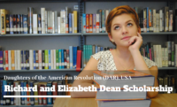 Richard and Elizabeth Dean Scholarship