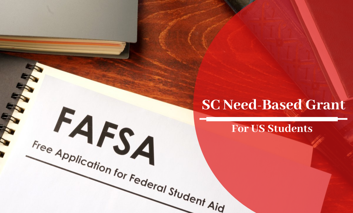Sc Need Based Grant Scholarship Positions 2021 2022