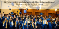 Scholarships and Awards at Misr International University in Egypt, 2020