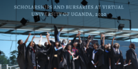 Scholarships and bursaries at Virtual University of Uganda, 2020