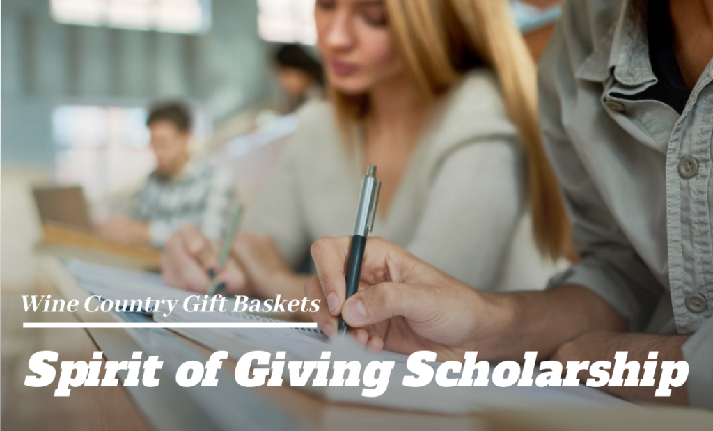Spirit of Giving Scholarship