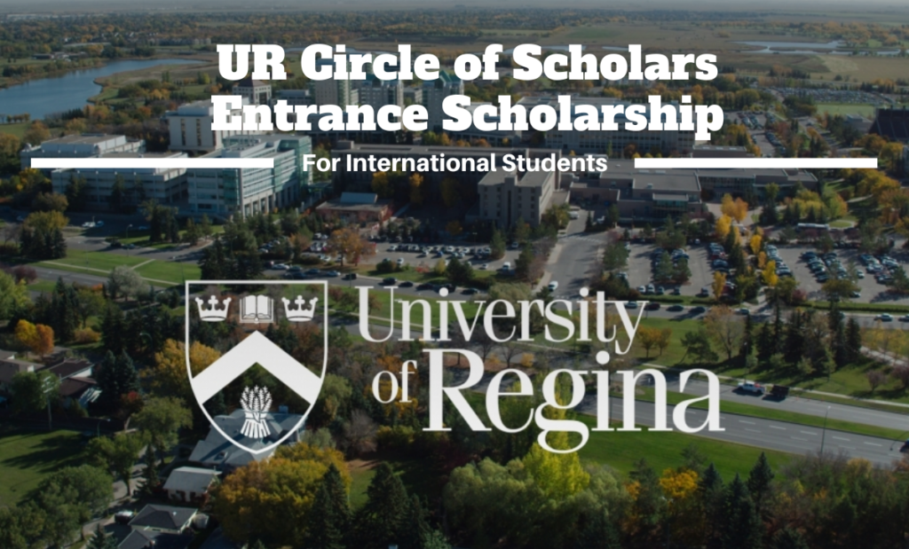 UR Circle of Scholars Entrance funding for International Students in Canada