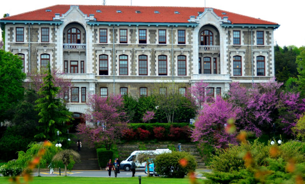 Utrecht Network Young Researchers Grant at Bogazici University in Turkey, 2020