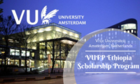 VUFP Ethiopia program in the Netherlands, 2020
