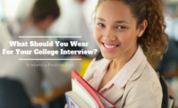 What Should You Wear for Your College Interview?