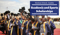 Academic and Sports Scholarships at the Horizon School in Zambia