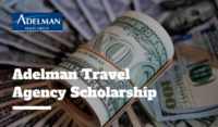 Adelman Travel Agency Scholarship