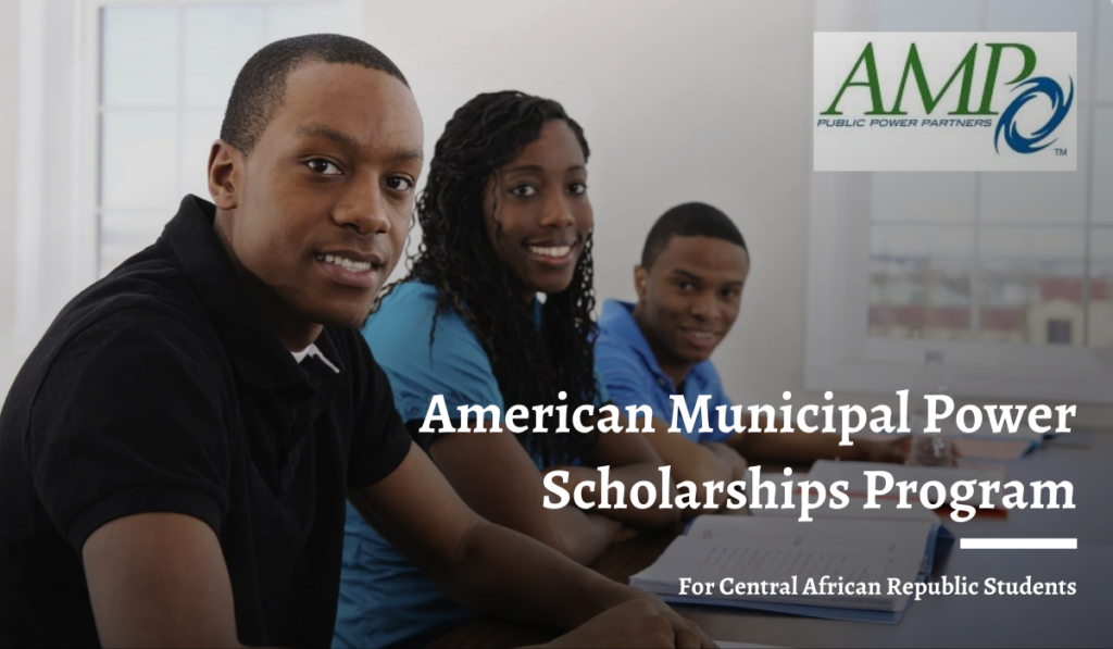 American Municipal Power Scholarships Program for Central African Republic Students