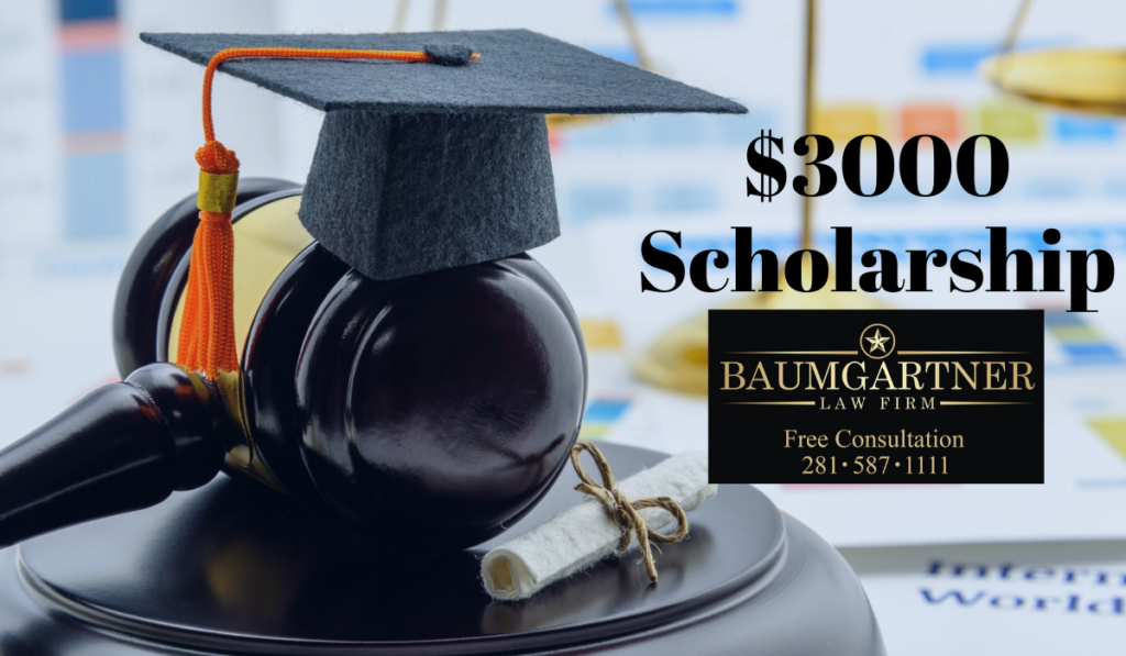 Baumgartner Law Firm $3000 Scholarship