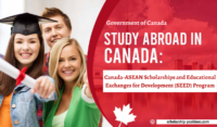 Canada-ASEAN Scholarships and Educational Exchanges for Development (SEED) Program