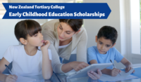 Early Childhood Education Scholarships at New Zealand Tertiary College