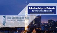 Estonian School of Diplomacy Scholarships in Estonia