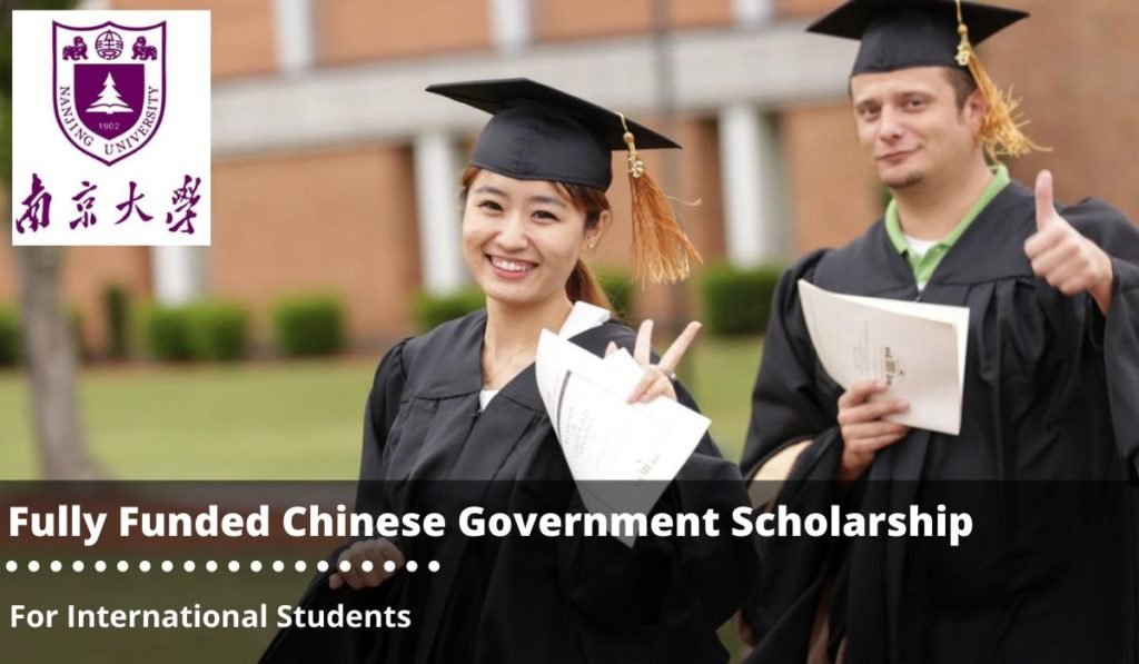 Fully Funded Chinese Government funding for International ...