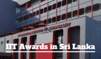 Informatics Institute of Technology Awards in Sri Lanka