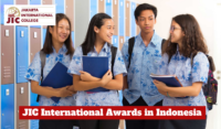 Jakarta International College Awards in Indonesia