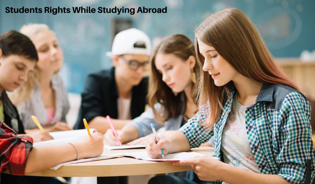 Students Rights While Studying Abroad