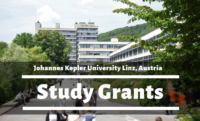Study Grants at Johannes Kepler University Linz, Austria