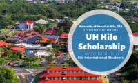 UH Hilo International Student Scholarship in the USA