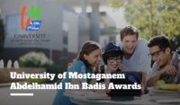 University of Mostaganem Abdelhamid Ibn Badis Awards in Algeria