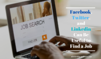 Facebook, Twitter, and Linkedin Can Be Useful for Students to Find a Job