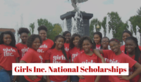 Girls Inc. National Scholarships