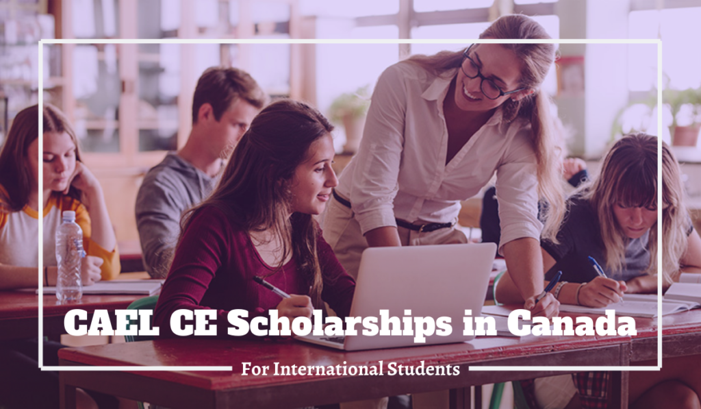 Paragon Testing Enterprises CAEL CE Scholarships for International Students in Canada