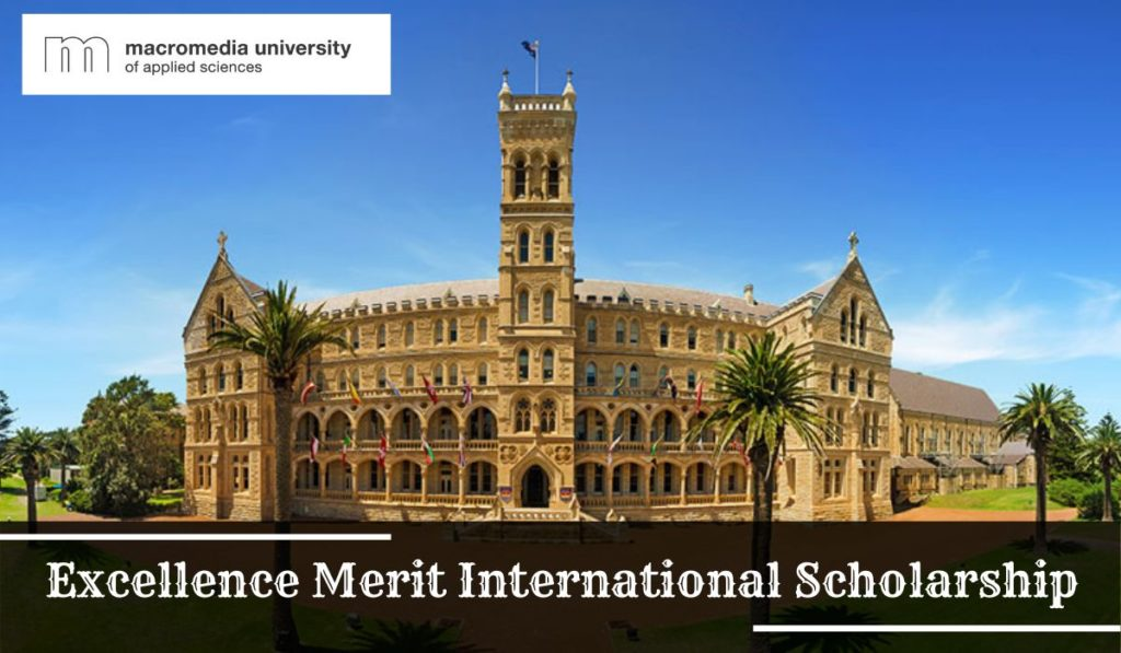 Excellence Merit International Scholarship