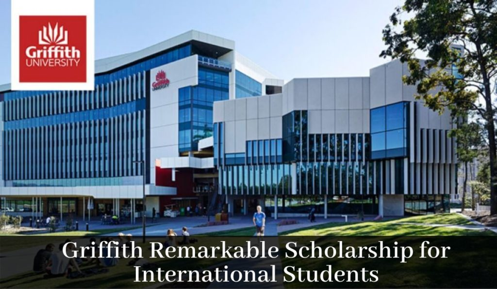 Griffith University Remarkable funding