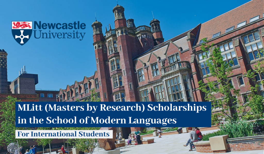 MLitt Scholarships in School of Modern Languages for International Students in the UK
