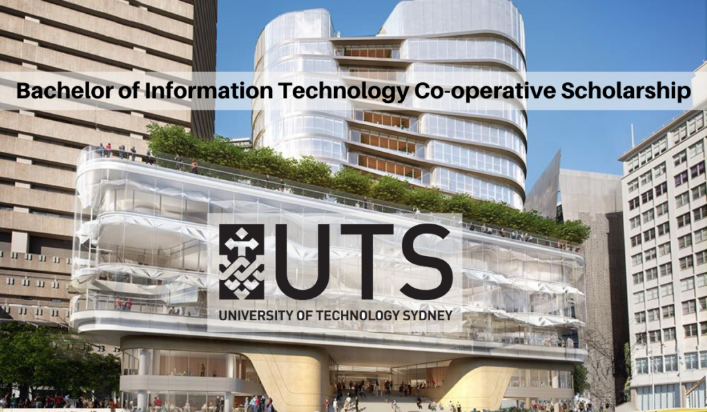 UTS Bachelor of Information Technology Co-operative Scholarship