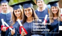 ASTM International Graduate Scholarship