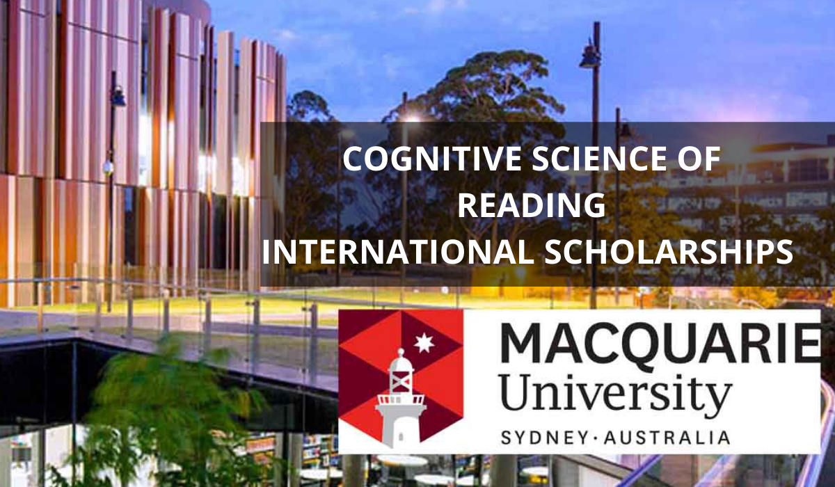 Cognitive Science of Reading international awards at ...
