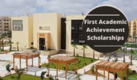 First Academic Achievement Scholarships
