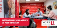 York University Global Leader of Tomorrow Award for International Students in Canada