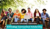 Allameh Tabataba'i University ECO College International Scholarship