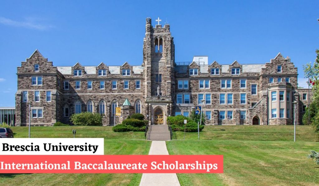 Brescia University International Baccalaureate Scholarships