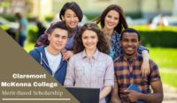 Claremont McKenna College Merit-Based Scholarship