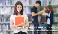 Clemenger BBDO Scholarship at Melbourne Business School, USA