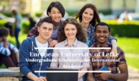 European University of Lefke Undergraduate funding for International Students
