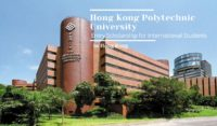 Hong Kong Polytechnic University Entry funding for International Students
