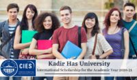 Kadir Has University International Scholarship in Turkey