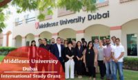 Middlesex University Dubai International Study Grant in United Arab Emirates